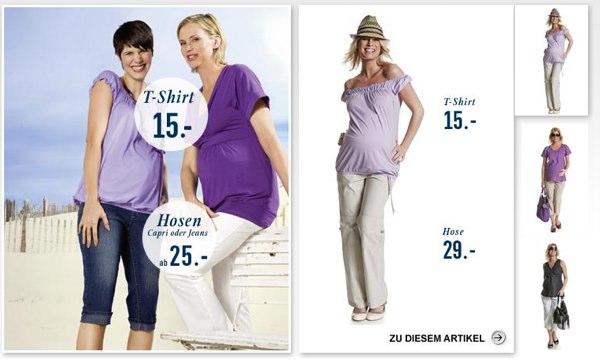 c&a schwangerschaftsmode